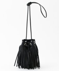【HOBO】別注 Fringe Drawstring Bag S