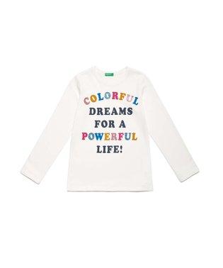 カラフルメッセージTシャツ・カットソー