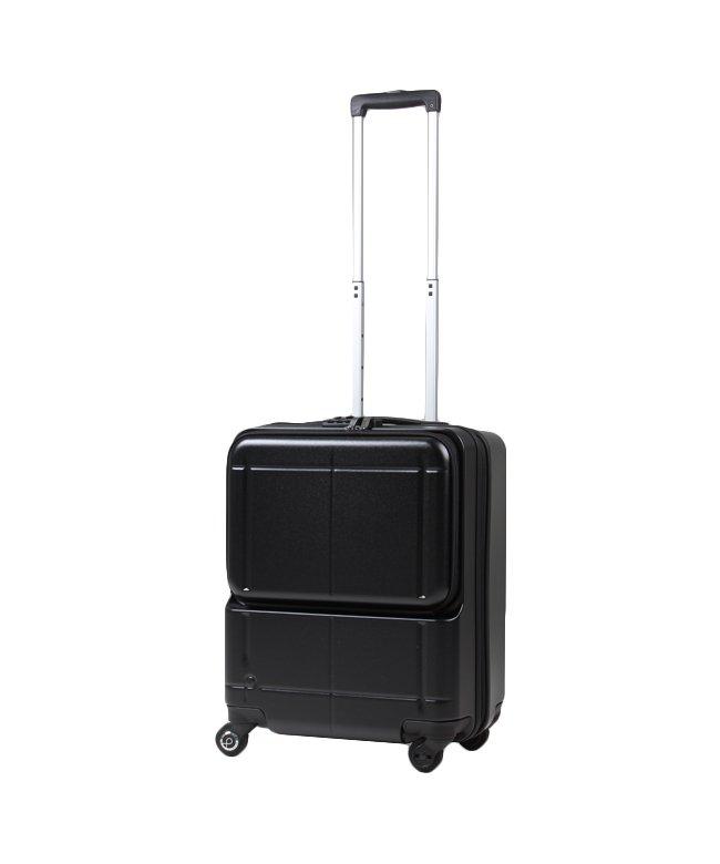 (ProtecA/プロテカ)エース プロテカ マックスパス H2s スーツケース 機内持ち込み フロントオープン Sサイズ 40L 軽量 ACE 02761/ユニセックス ブラック