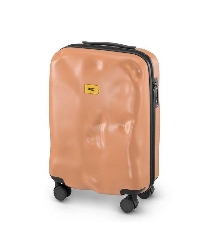 (CRASH BAGGAGE/クラッシュバゲージ)クラッシュバゲージ スーツケース 機内持ち込み Sサイズ 40L かわいい 軽量 CRASH BAGGAGE cb161/ユニセックス ライトベージュ