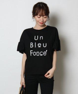 SCOTCLUB(スコットクラブ) バックフリルロゴTシャツ