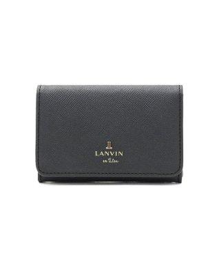 ランバンオンブルー 名刺入れ LANVIN en Bleu カードケース リュクサンブール 本革 480114