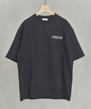 BY MORE THAN PARADICE ワイドフォルム Tシャツ -MADE IN JAPAN-