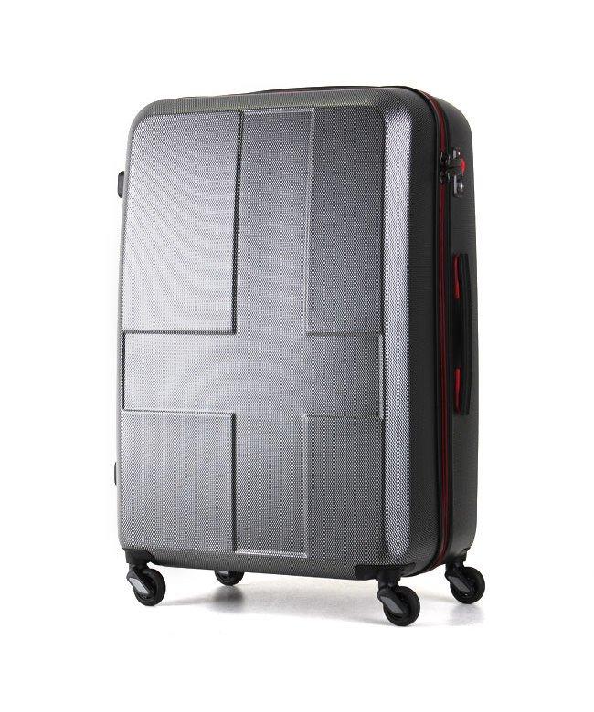 (innovator/イノベーター)イノベーター スーツケース Lサイズ 軽量 大型 大容量 INNOVATOR 70L INV63/ユニセックス ブラック