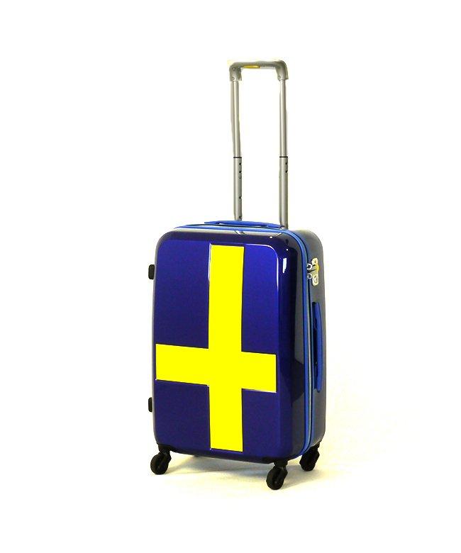 (innovator/イノベーター)イノベーター スーツケース Lサイズ 軽量 大型 大容量 INNOVATOR 70L INV63/ユニセックス ブルー