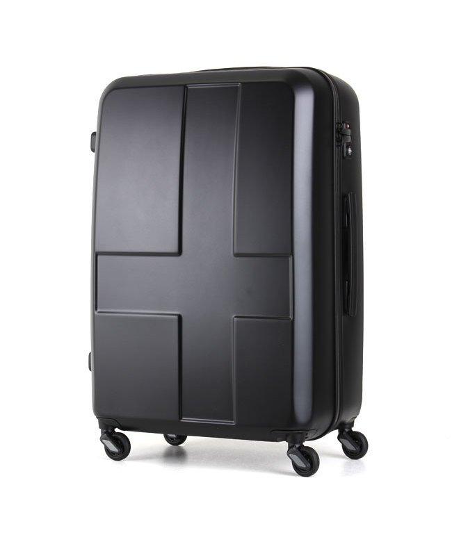 (innovator/イノベーター)イノベーター スーツケース Lサイズ 軽量 大型 大容量 INNOVATOR 70L INV63/ユニセックス ブラック系1