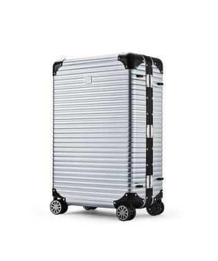 ランツォ スーツケース LANZZO NORMAN 64L Mサイズ ノーマン アルミフレーム アルミボディ
