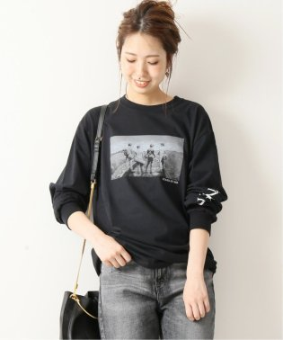 【GOOD ROCK SPEED】 プリントロングTシャツ