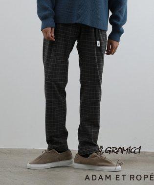 【GRAMICCI】別注 CHECK 1TUCK PANTS