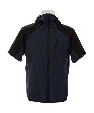 ローリングス/フルジップ半袖パーカージャケット