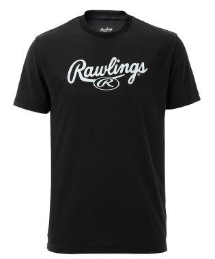 ローリングス/スクリプトロゴTシャツ ジュニア用