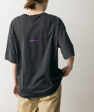 TICCA×URBAN RESEARCH 別注Balance Tシャツ
