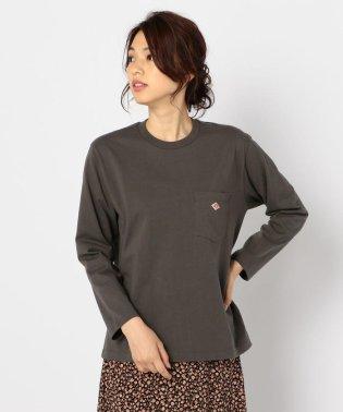 【DANTON/ダントン】POCKET LONG Tシャツ #JD-9077