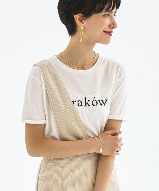 SC プリント ショートスリーブ Tシャツ