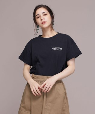 BALMY DAY'S/別注ロゴTシャツ