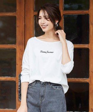 長袖ロングTシャツ