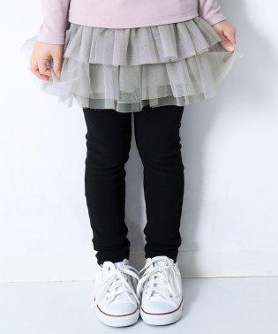 キッズ 子供服 2段チュチュスカッツ 女の子
