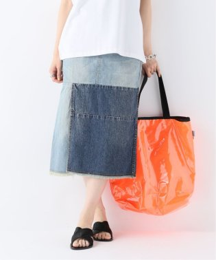 【REMAIN STUDIO/リメインスタジオ】blocking denim skirt:デニムスカート