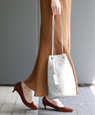 《予約》MARCO MASI ラミネート巾着バッグ