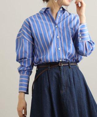【鎌倉シャツ×ViS】ルーズシルエットシャツ