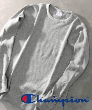 CHAMPION / チャンピオン 417 別注 THERMAL LONG SLEEVE TEE