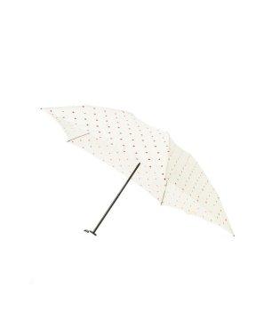 Ray BEAMS / ハート プリント 折りたたみ傘