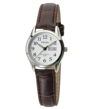 TELVA テルバ アナログウオッチ レディース 腕時計【TE-AL177】