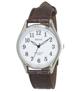 TELVA テルバ アナログウオッチ メンズ 腕時計【TE-AM009】