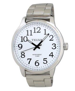 TELVA テルバ アナログウオッチ メンズ 10気圧防水 腕時計【TE-AM014】