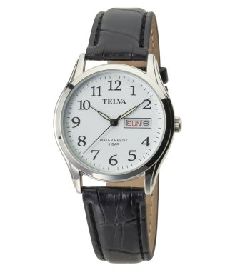 TELVA テルバ アナログウオッチ メンズ 腕時計【TE-AM176】