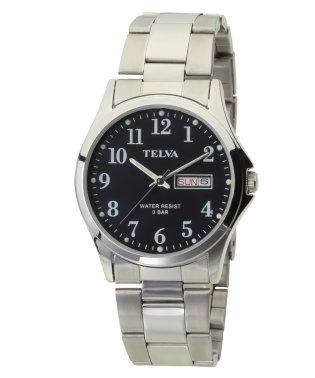 TELVA テルバ アナログウオッチ メンズ 腕時計【TE-AM178】