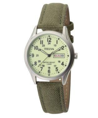 TELVA テルバ アナログウオッチ メンズ 腕時計【TE-AM180】