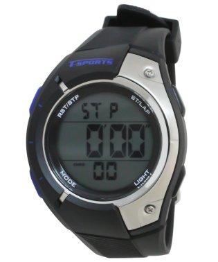 T-SPORTS ティースポーツ デジタルウオッチ 腕時計【TS-D033】