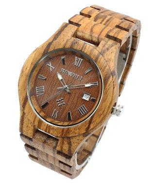木製腕時計 WDW024ー01