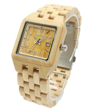 木製腕時計 WDW025ー02