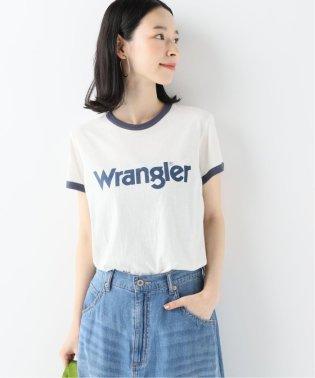 【Wrangler / ラングラー】WASHED LOGO RINGER Tシャツ