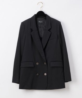 刺繍ダブルブレストジャケット