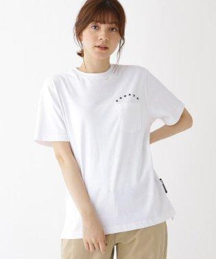スターアーチ バックプリント 半袖 Tシャツ