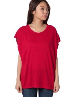 フレンチスリーブオーバーサイズTシャツ・カットソー