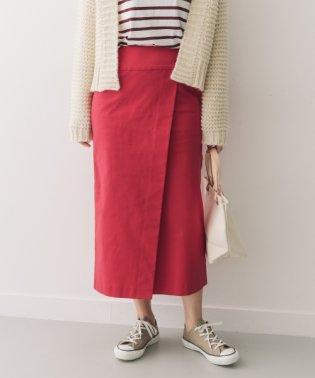 【DOORS】ラップストレートスカート