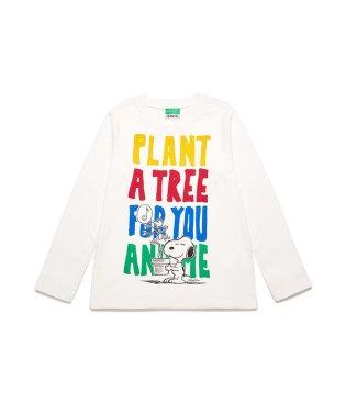 【スヌーピーコラボ】コラボTシャツ・カットソー
