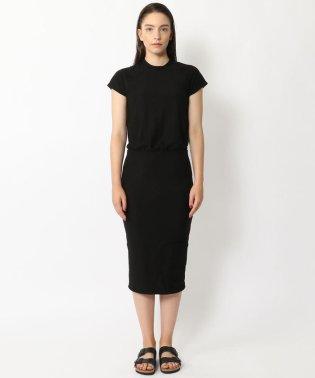コットンジャージー Tシャツドレス WVD6474