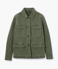 コットンジャージー サープラスジャケット WDNW2417