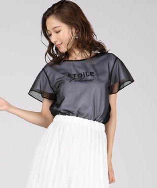 《セットアイテム》《洗濯機で洗える》シャイニークレープロゴTシャツセット