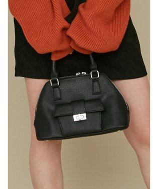 フロントポケットハンドバッグ