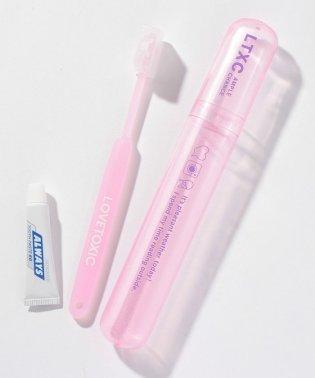 SNSアイコンラメ入り歯ブラシセット