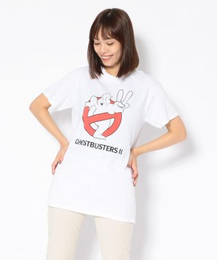 "MANASTASH/マナスタッシュ 別注Movie Tee ""GHOSTBUSTERSII"" ゴーストバスターズ2 Tシャツ"
