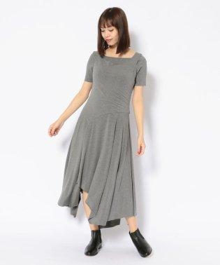 【別注】ADDICT NOIR/アディクト ノアー/ASYMMETRY ONE PIECE