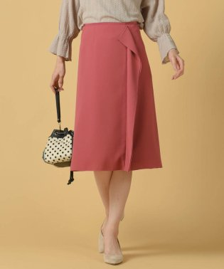 セレナダブルアムンゼンストレッチラップ風スカート