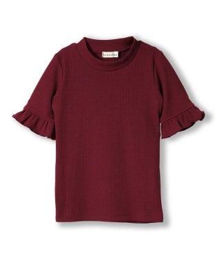 テレコ5分袖Tシャツ(90~150cm)
